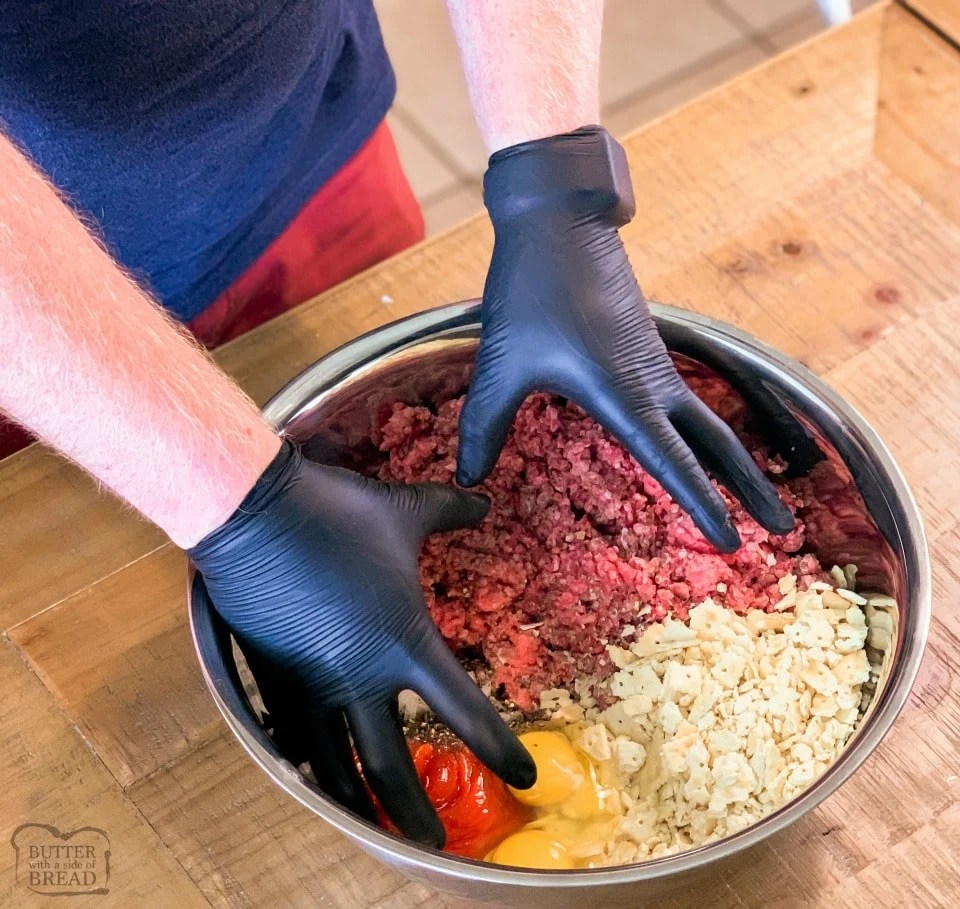 How to Smoke a Meatloaf
