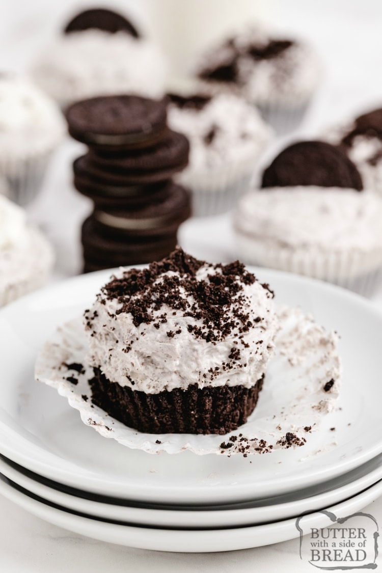 No Bake Cookies and Cream Cheesecake recipe