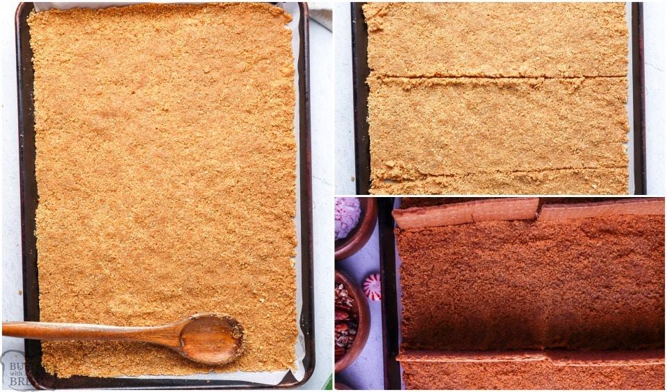 How to make Sheetpan Cheesecakes