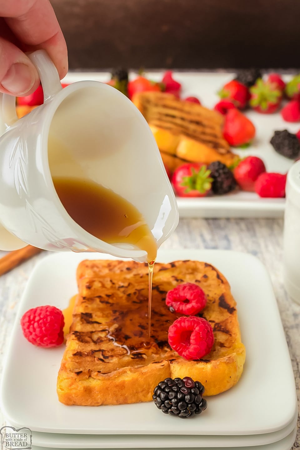 How to make the BEST French Toast recipe ever!