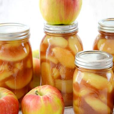 How to make apple pie filling
