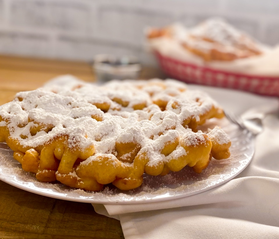 How to make Funnel Cakes at home