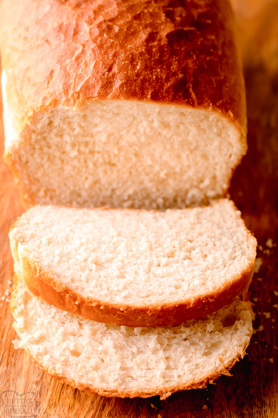 How to make homemade white bread recipe
