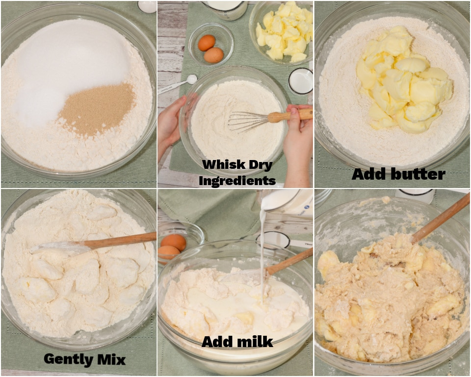 How to make Butter Croissants at home easy recipe