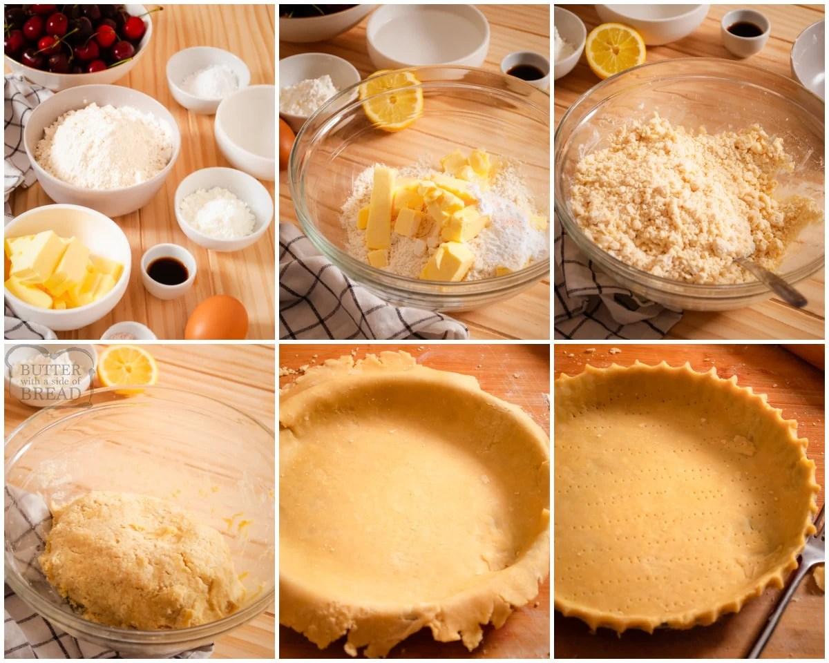 all butter pie crust recipe