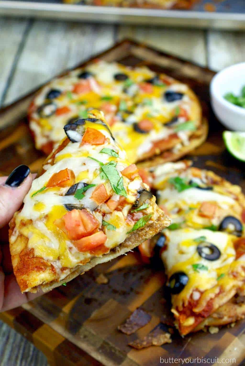 Mexican Pizza Recipe Butter Your Biscuit