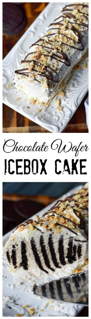 Chocolate Wafer Icebox Cake Butter Your Biscuit