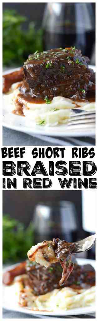 how to cook beef short ribs in the oven