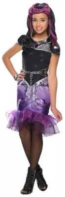 mattel deguisement original raven queen de ever after high pour enfants