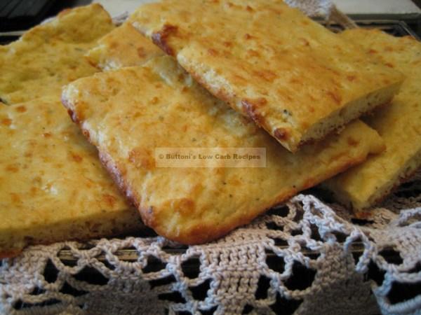 Focaccia Buttoni' -carb Recipes