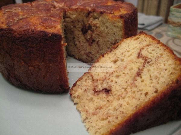 Sock- Cake Buttoni' -carb Recipes