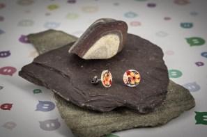 Button Earrings (Button Jamboree)