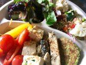 Whole Foods Market salad in Orlando