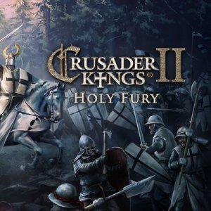Crusader Kings 2 'Holy Fury' Expansion Released Today