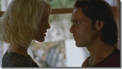 Caprica Six and Baltar talking on my PC