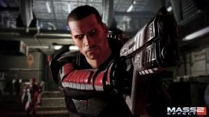 Commander Shepard as a renegade