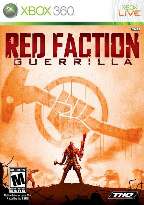 Red Faction Guerilla