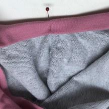 14 - folded pinned
