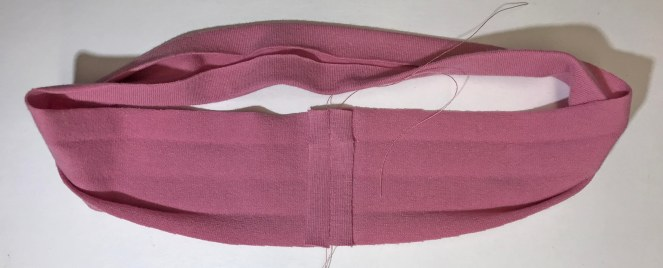 22 - back neck pressed open