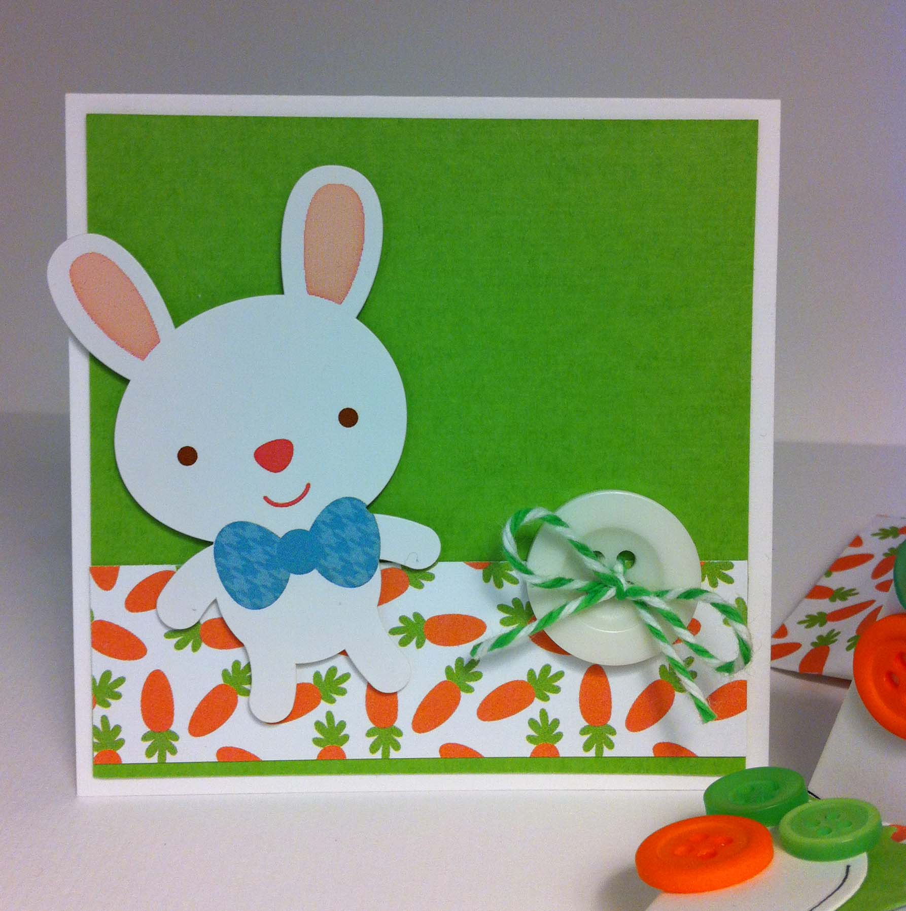 Easy Make Easter Cards Quick Craft Post Easter Chick Cards Red Ted