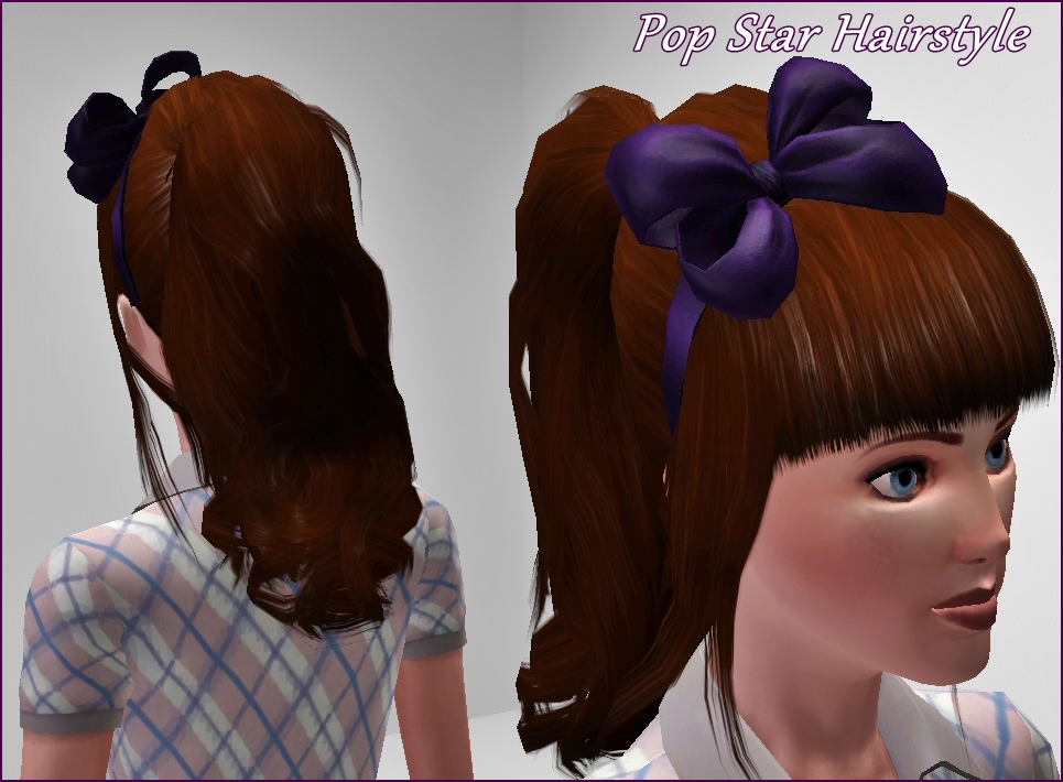 The Sims 3 EA Store: Show Stopping Hair Styles/  See In Game Captures Here:  (2/6)