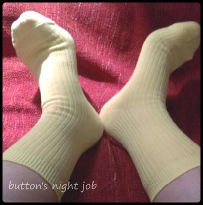 Yellow socks 2