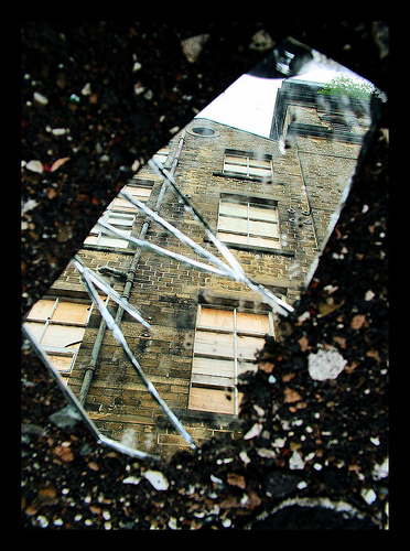"""Shards"" (photo by Flickr user nualabugeye - back again soon)"