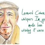 69 Sexy Haiku: Leonard Cohen