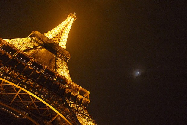 """Eiffel Tower Style"" photo by Flickr user Jerome Bon"