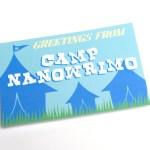 July Camp Nanowrimo progress report