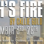 Ash's Fire: An interview with Callie Gold + #giveaway