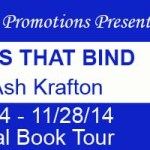 Words That Bind: An interview with Ash Krafton + #giveaway