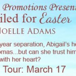 Reconciled for Easter: An excerpt + #giveaway