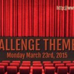 Blogging from A to Z Challenge theme reveal 2015 (hint: it's sexy!)