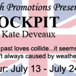 Cockpit: An excerpt + #giveaway from Kate Deveaux