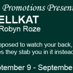 Hellkat: An excerpt + #giveaway from Robyn Roze