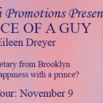 A Prince of a Guy: An excerpt + #giveaway from Eileen Dreyer