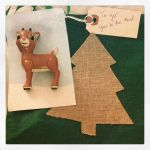 Photo of the Day: OMG, a talking Rudolph, sweet! #12daysswap