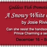 A Snowy White Christmas: An excerpt + #giveaway from Josie Riviera