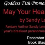 May Your Heart Be Light: An excerpt + #giveaway from Sandy Lender