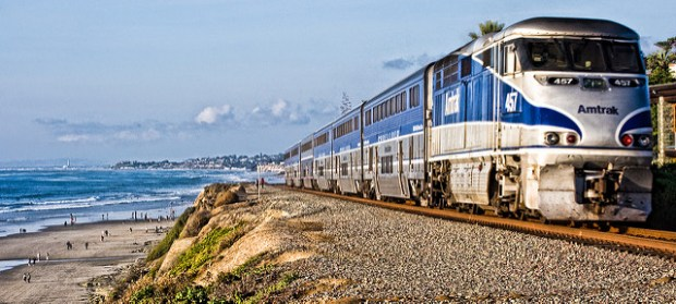 """Surfliner"" image by Flickr user Nick Chill"