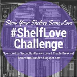 #ShelfLove Challenge 2016