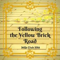 following the yellow brick road