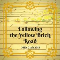 following the yellow brick road