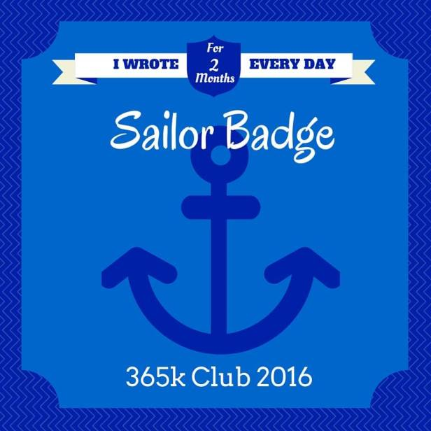 Sailor-Badge