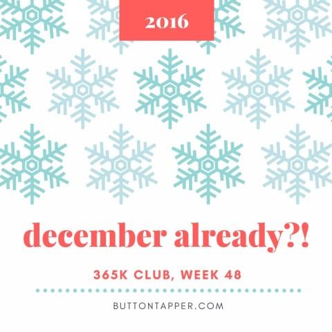 december-already
