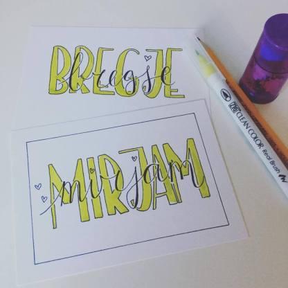 naamkaart_brushhandlettering