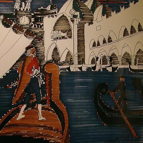 Izlozba u Modernoj galeriji u Budvi - 4