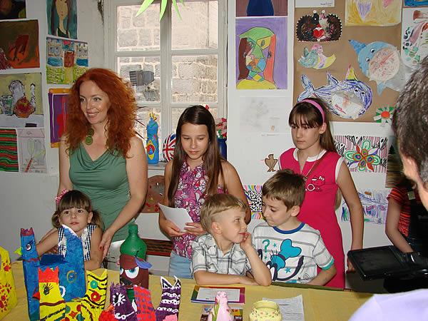 Izlozba djecjih radova - 13