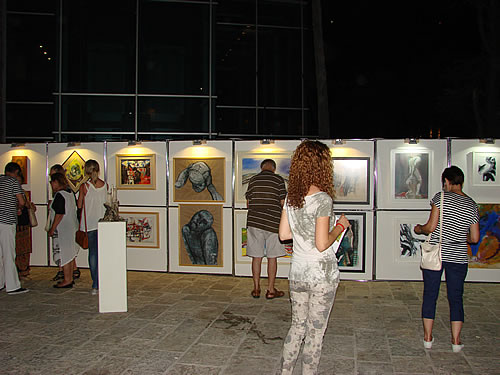 Izlozba slikara - 6